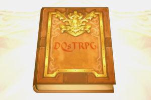 DQsTRPGの冒険の書