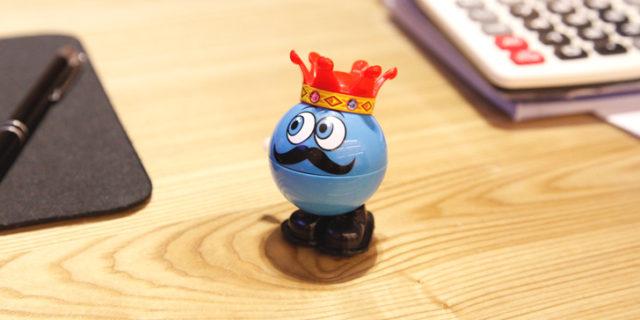 he is king of desktop.