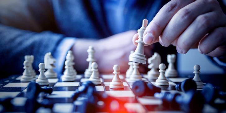チェスの手を読む