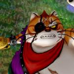 ドラゴンクエスト10の巨猫の巣イベントでのキャット・リベリオ