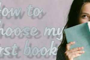 初めての本を選ぶ方法