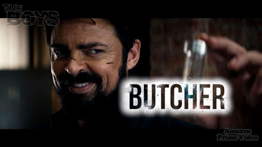 ブッチャー|The Boys